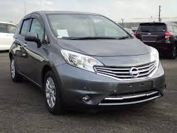 nissan note 2011 nissan note dig s medalist japanese used vehicles exporter tomisho