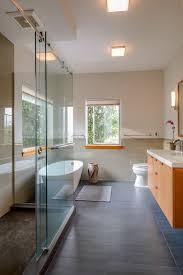 Modern Bathrooms Ideas by Seward Park Bathroom Remodel Seattle Modern Bathroom