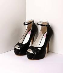 vintage heels retro peep toes pumps u0026 more u2013 unique vintage