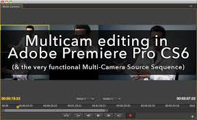 tutorial of adobe premiere cs6 working with multicam in adobe premiere pro cs6 by scott simmons
