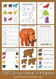 best 25 brown bear activities ideas on pinterest brown bear