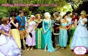 princess birthday party princess and me best los angeles birthday party characters