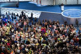 democratic national convention day four boston university news