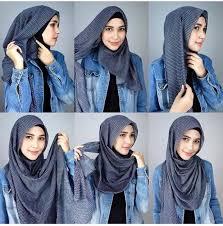 tutorial jilbab ala ivan gunawan blog tutorial hijab segi empat