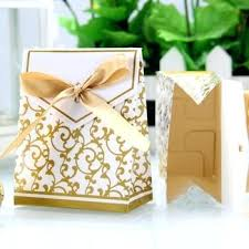 gold favor bags gold wedding favor bags gold wedding favour favor cake gift candy