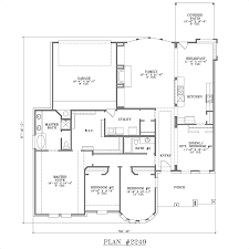 53 simple small house floor plans garage house plans 3 car garage