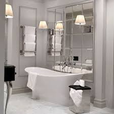 Bathroom Decorating Ideas by Mirror Tiles For Bathroom Awesome Home Security Design Of Mirror