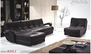 Black Leather Living Room Set Home Design 89 Surprising One Room House Planss