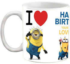 efw happy birthday your minions love you ceramic mug price in
