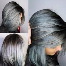 flesh color hair trend 2015 2016 hair trend denim blue hair color blue is the new black