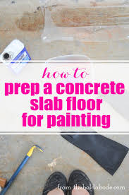 Best Way To Clean A Slate Floor by Best 25 Cleaning Concrete Floors Ideas On Pinterest Concrete