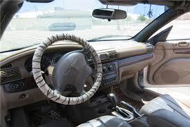 2004 Chrysler Sebring Convertible Interior 2002 Chrysler Sebring Convertible 210400