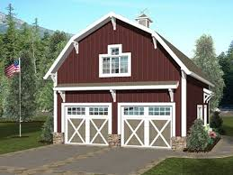 Carriage House Building Plans Carriage House Plans Barn Style Carriage House Plan With 2 Car