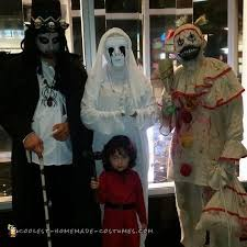 American Horror Story Halloween Costume Ideas 166 Family Group Halloween Costumes Images