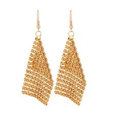gold earrings for women images gold plated bohemian earrings s jewelry