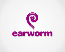 design event definition earworm logo design earworm definition of a tune that won t leave