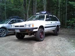 subaru wagon lifted 1990 subaru loyale photos specs news radka car s blog
