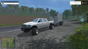 Dodge Cummins Truck Pull - dodge cummins for fs 15 farming simulator 2017 2015 15 17