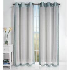 Allen And Roth Curtains Allen Roth Sheers Ebay