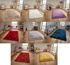 montana home decor shaggy rug montana super soft hand tufted thick 8cm pile luxury