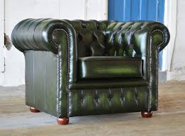 Leather Chesterfield Style Sofa Antique Clarendon Leather Chesterfield Chair Abode Sofas