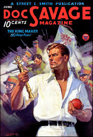 meet doc savage the most famous superhero you u0027ve never heard of