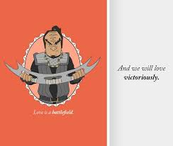 trek valentines day cards klingon valentines klingon trek trek and