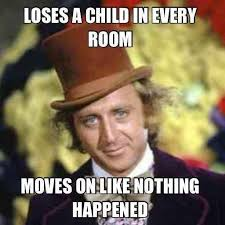 Willy Wonka And The Chocolate Factory Meme - 22 questions willy wonka the chocolate factory left unanswered