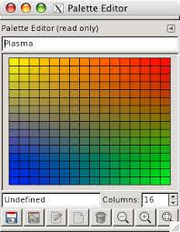 12 palettes