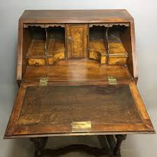 Small Bureau Desk by William And Mary Style Small Bureau Antiques Atlas