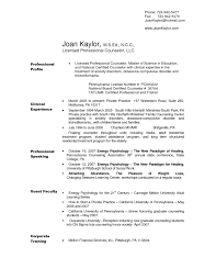 c counselor resume comfortable licensed professional counselor resumes images entry