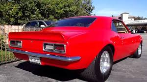 pro 68 camaro 1968 chevrolet camaro pro