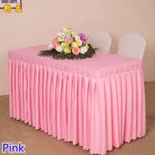 Pink Table Skirt by Compare Prices On Table Skirts Pink Online Shopping Buy Low Price