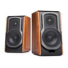 home theater systems amazon com amazon com edifier s1000db audiophile active bookshelf speakers