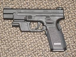 springfield xd tactical light springfield armory xd 45 tactical with light an for sale
