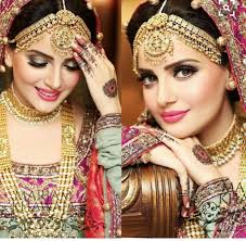 bridal makeup sets pin by kuljas on jwells indian bridal fashion