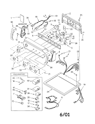 kenmore dryer motor wiring diagram with simple images diagrams