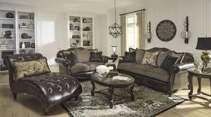 Winnsboro DuraBlend Vintage Living Room Set From Ashley Coleman - Vintage living room set