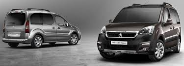 peugeot suv 2015 2015 peugeot partner tepee u2013 old vs new carwow