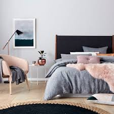 Bed Head Meaning Best 25 Headboard Cover Ideas On Pinterest Cheap Metal Bed