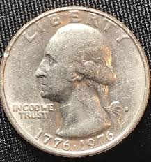 1776 to 1976 quarter 1776 1976 d bicentennial quarter die in god we trust ebay
