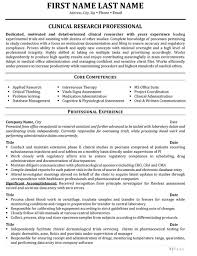 Professional Competencies Resume How To Make Your Resume Stand Out American Document Environmental