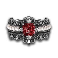 skull wedding bands wedding rings wedding rings