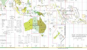 Oceania Map Oceania Time Zones U2022 Mapsof Net