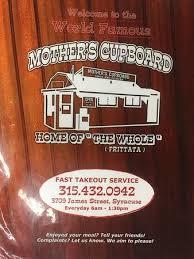 No 1 Kitchen Syracuse by Mother U0027s Cupboard Fish Fry Syracuse Menu Prices U0026 Restaurant