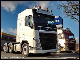 volvo fh13 volvo fh13 540 globetrotter 6x2 d ps truckphotos flickr