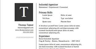 the best resume template free resume templates best exles of resumes builder 5