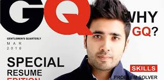 No Resume Required Jobs by Gq Style Cv Gets Sumukh Mehta A Job Offer At Gq The Muse