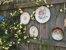 Garden Fence Decor Garden Fence Decor Ideas To Bring Whimsy To The Dull Planks Page