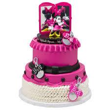 decopac minnie mouse bags bows u0026 shoes signature cake decoset